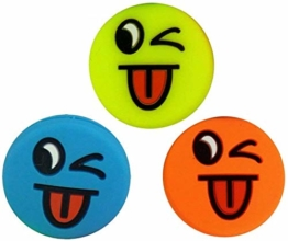 Pro 3 Smiley Vibrationsdämpfer Emoji - 1